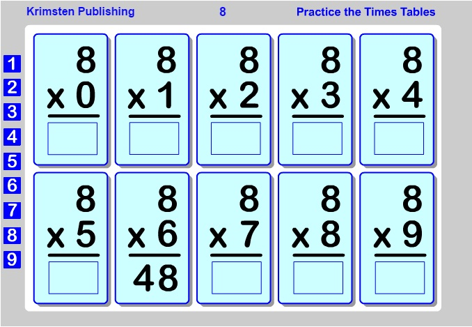 Flash Fun - Free Online Math Game | Multiplication.com