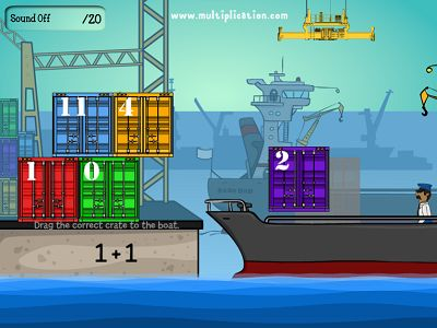 Load the Right Crates in Cargo Security Addition | Multiplication.com