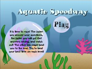 Welcome to Aquatic Speedway Multiplication | Multiplication.com