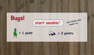 Welcome to Bug Smishin'   Multiplication.com