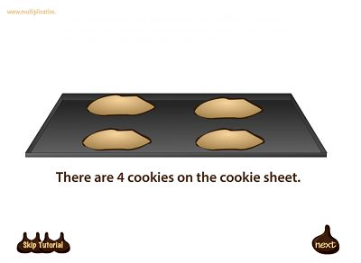 How to Play Carl's Cookie Capers | Multiplication.com