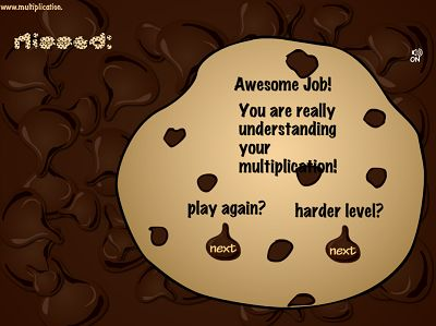 Keep Learning in Carl's Cookie Capers | Multiplication.com