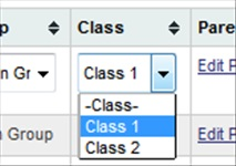 Add and Sort by Class | Multiplication.com