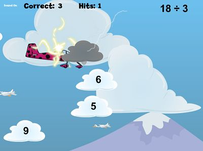 Watch out for Lightning in Flying High Division | Multiplication.com