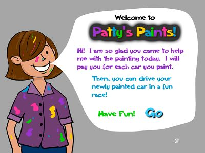 Welcome to Patty's Paints Division | Multiplication.com