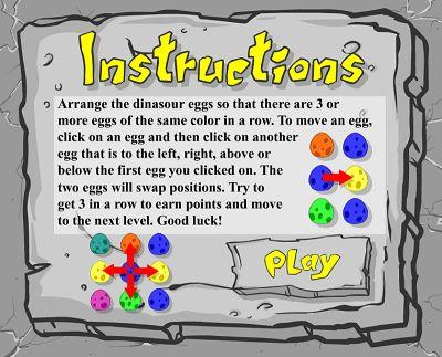 How to Play Dino Drop | Multiplication.com