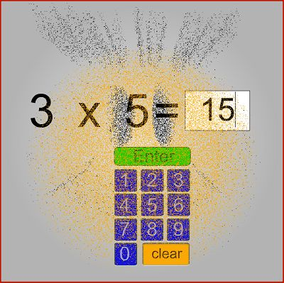 Solve the Problem for a Cool Animation in Dynamite Multiplication II | Multiplication.com