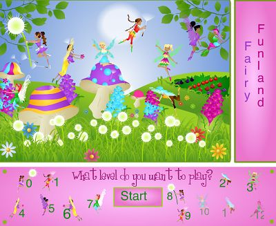 Welcome to Fairy Fun Land | Multiplication.com