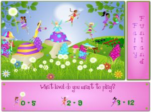 Fairy Funland Step 1