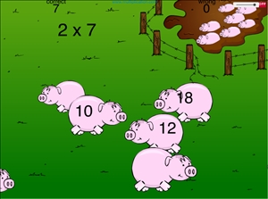 Farm Freak Out Step 4 - Multiplication.com