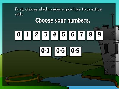 Choose a Fact for The Flight of the Knight | Multiplication.com