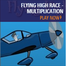 Games that teach speed - Flying High