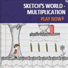 iPad Multiplication Games - Sketchs World