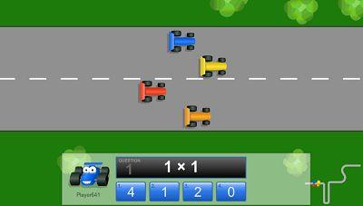Ready, Set, Solve in Grand Prix Multiplication | Multiplication.com