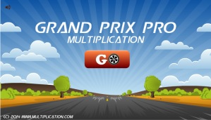 Grand Prix Pro Start Screen