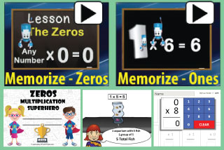 Support Resources for the Zeros and Ones