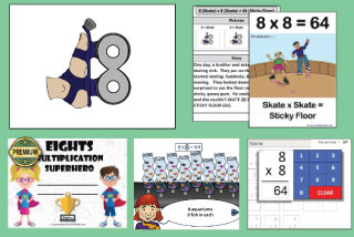 Support Resources for the Eights