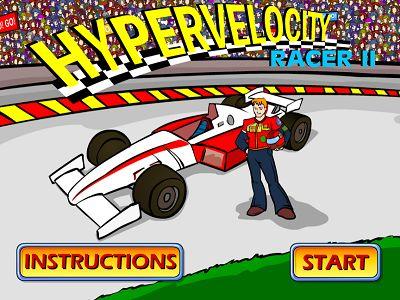Welcome to Hypervelocity Racer II | Multiplication.com
