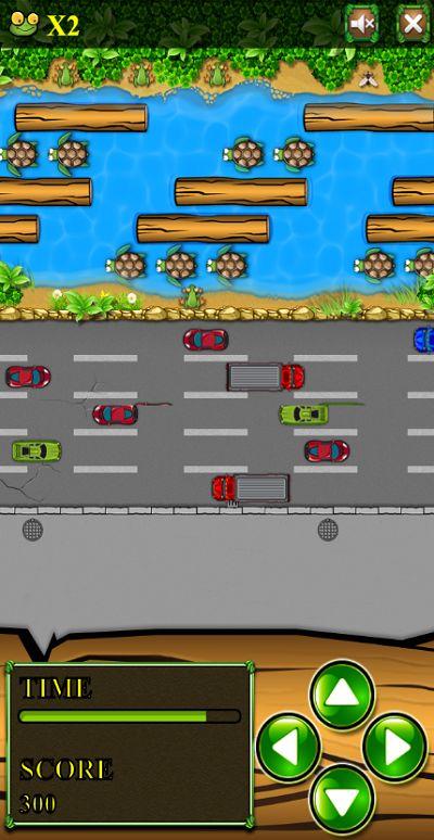 Get to Safety in Jumper Frog | Multiplication.com