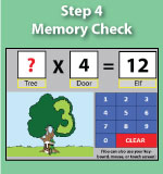 Memory Check | Multiplication.com
