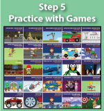 Practice With Games | Multiplication.com