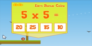 Multiplication Knock Down - Multiplication Equations
