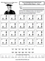 Printables Dr Martin Luther King Worksheets free martin luther king jr multiplication worksheets twos word puzzle