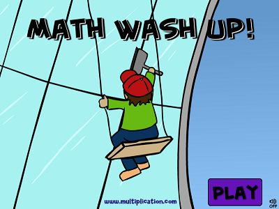 Welcome to Math Wash Up | Multiplication.com