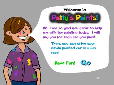 Welcome to Patty's Paints Multiplication | Multiplication.com