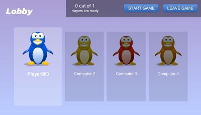Get Ready to Race in Penguin Jump Multiplication | Multiplication.com