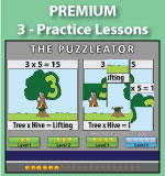 Premium Practice Lesson | Multiplication.com