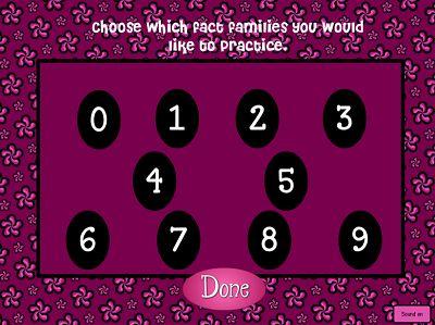 Choose Fact Families for Math Models Subtraction | Multiplication.com