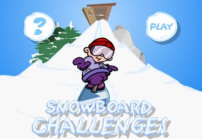 Welcome to Snowboard Challenge | Multiplication.com