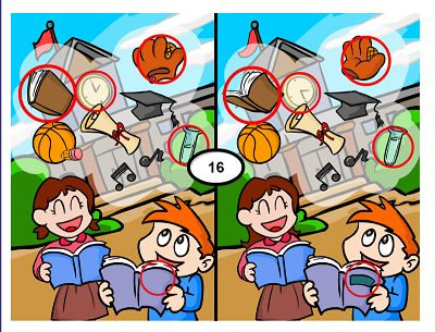 Spot the difference free online game multiplication find all the things that are different in spot the difference multiplication altavistaventures Choice Image