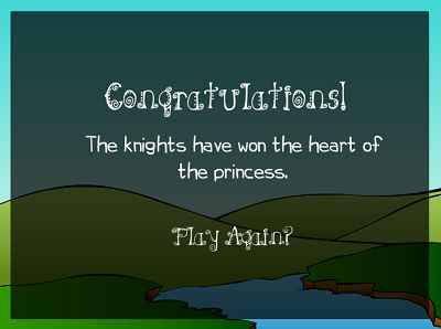 Win the Princess's Heart in The Knight and the Princess | Multiplication.com