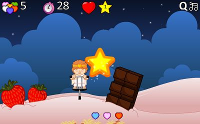 Reach the Start to Win in Valentine Pogo | Multiplication.com