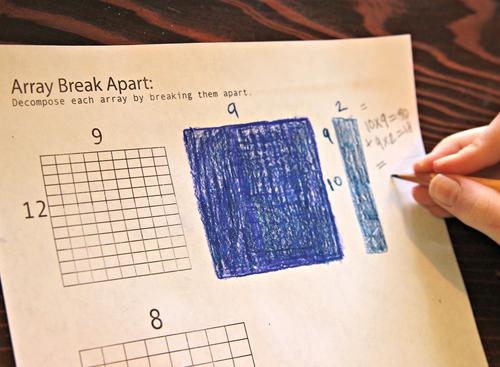 Breaking Apart Arrays