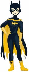 Batgirl Avatar | Multiplication.com