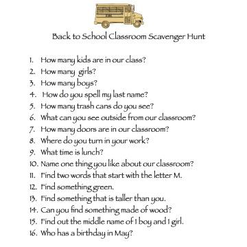 Back to School: 6 Ideas for Teachers