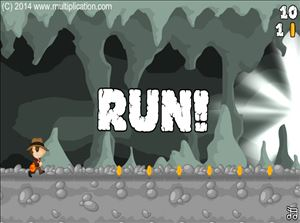Cave Run Subtraction Step 2