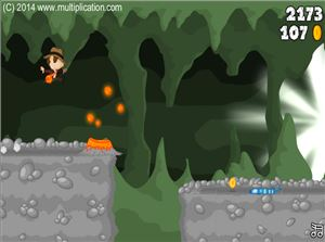 Cave Run Multiplication Step 4