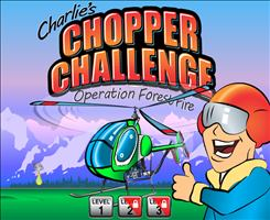 Welcome to Chopper Challenge Forest Fire Addition | Multiplication.com