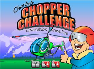 Welcome to Chopper Challenge Forest Fire Subtraction | Multiplication.com