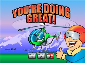 Complete all the Levels in Chopper Challenge Forest Fire Subtraction | Multiplication.com