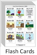 Basic Flash Card Set