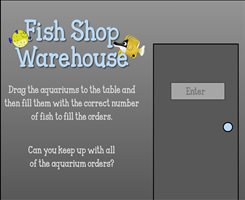 Fish Shop Warehouse Common Core 1 - Multiplication.com