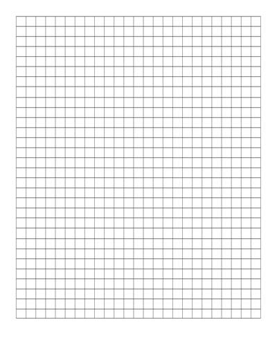 Follow These Simple Instructions To Create Your Own Array Math Art!  Graph Sheet Download