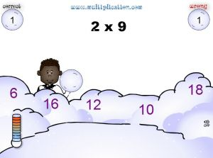Look Out for Snowballs in Snowball Fight | Multiplication.com