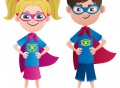 Multiplication Superheros
