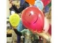 kinesthetic learning, balloon math, number sense math games